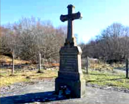 Stèle de Belleguettte