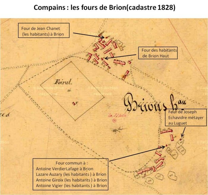 fours-de-brion