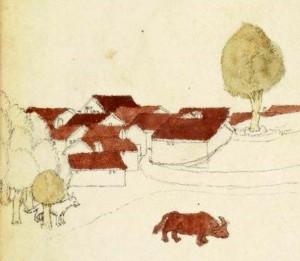 Armorial de Revel-Loup-Bovin