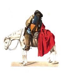 chevau-léger 1640