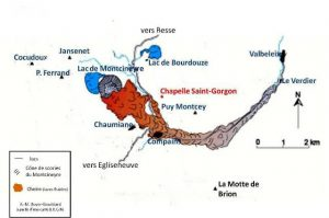 Montcineyre, la cheire  BRGM