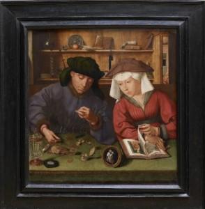 Prêteur et sa femme