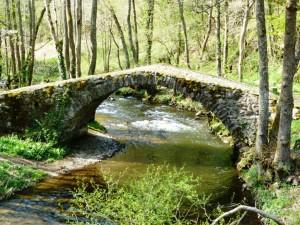 Valbeleix Pont romain 3