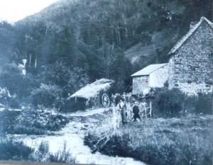 moulin de Barbat famille